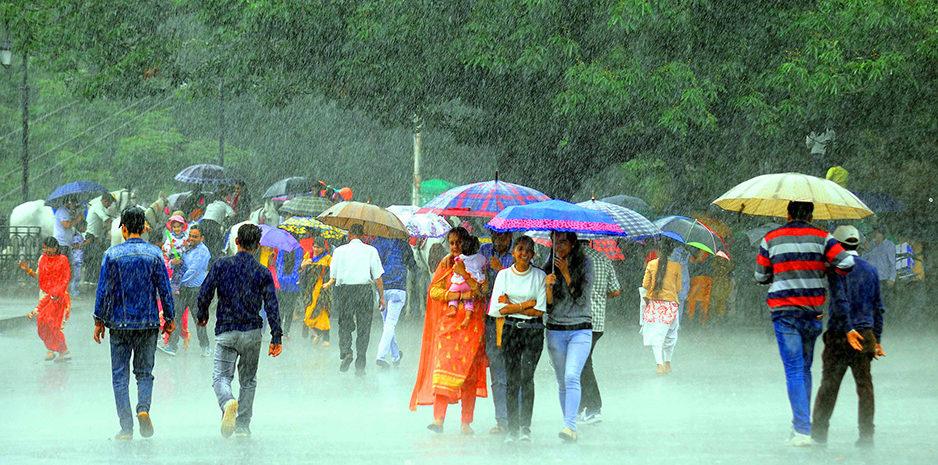 हिमाचल: प्रदेश के कुछ स्थानों में कल मौसम बिगड़ने के आसार