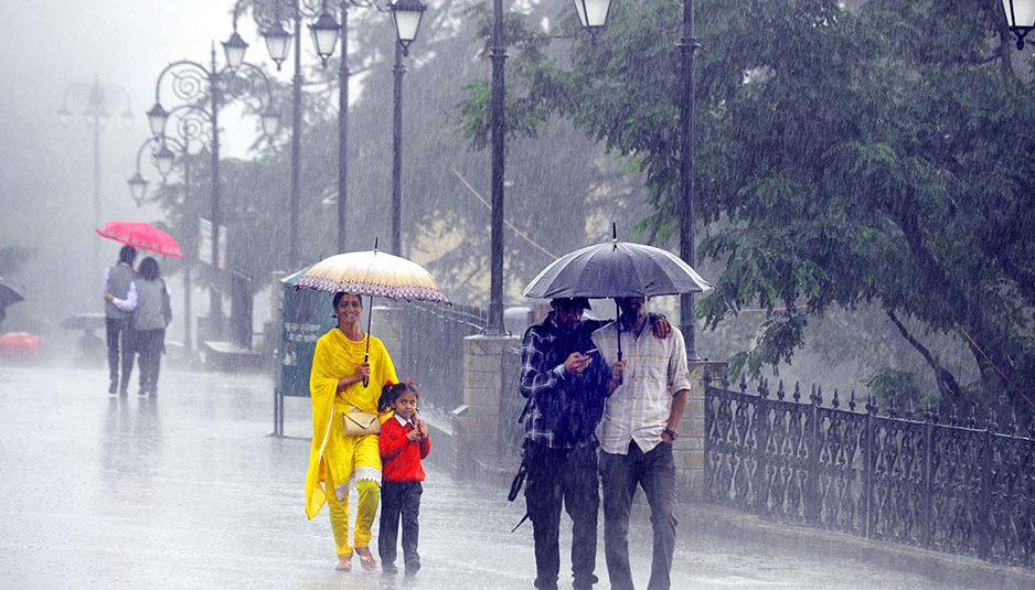 हिमाचल: 22 सितंबर तक मौसम के खराब रहने के आसार