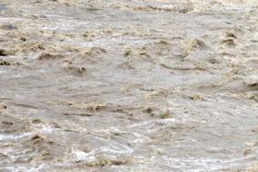 रामपुर : नदी में कूदी कॉलेज छात्रा, तलाश में जुटे गोताखोर