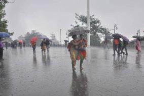 प्रदेश में 17 से 19 अक्तूबर तक बारिश की संभावना