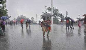 22 से 24 सितंबर तक प्रदेश में भारी बारिश की चेतावनी