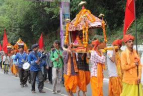 """चंबा का """"मिंजर"""" रघुवीर व लक्ष्मी नारायण जी को समर्पित"""