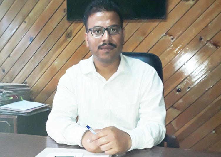 राज्य विद्युत बोर्ड के सुदेश कुमार मोखटा ने संभाला निदेशक (वित्त एवं कार्मिक) का कार्यभार
