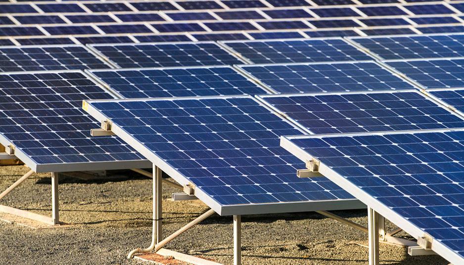 सौर ऊर्जा संयंत्रों की स्थापना पर उपदान की अधिसूचना जारी