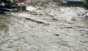 हिमाचल में बारिश-बर्फबारी से जन-जीवन अस्त-व्यस्त: नदियां उफान पर, पुल व कई वाहन बहे, भूस्खलन से यातायात अवरुद्ध