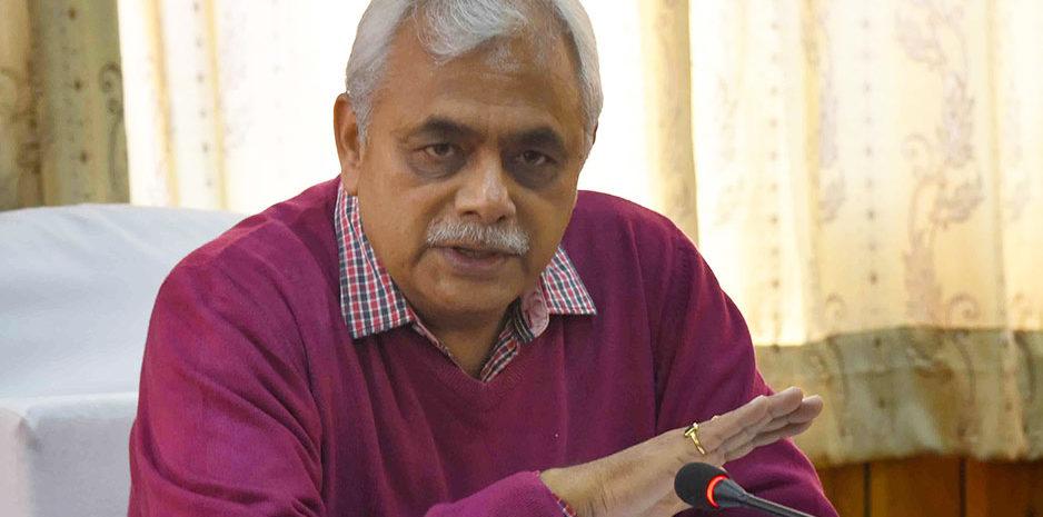 निर्वाचन आयोग के निर्देश पर डीसी शिमला बदले