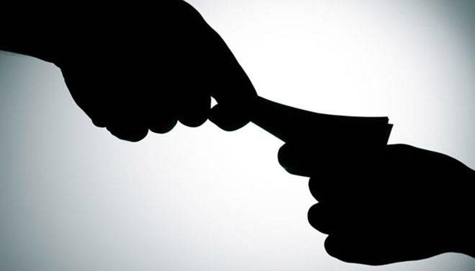 बिजली विभाग का जेई 10 हजार रुपए की रिश्वत लेते रंगे हाथों गिरफ्तार