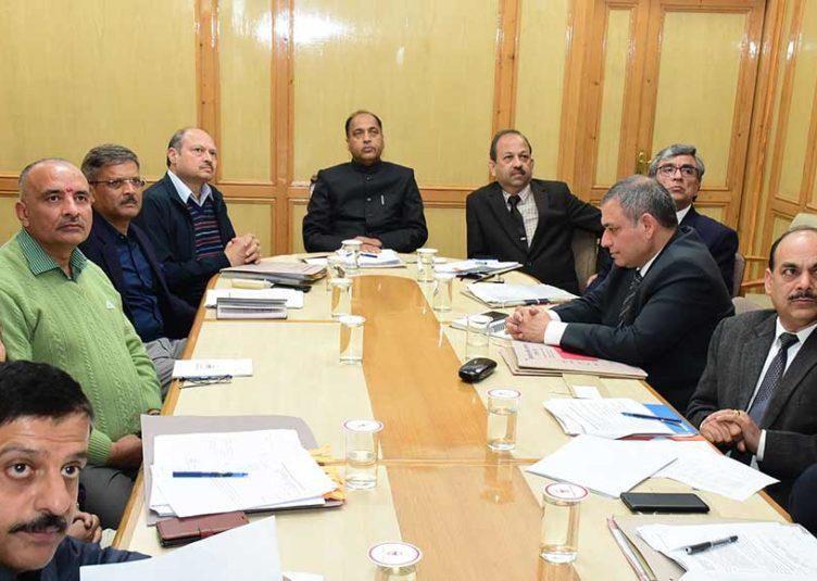 धर्मशाला में आयोजित किया जाएगा मेगा निवेशक सम्मेलन : मुख्यमंत्री