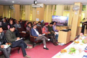 हिमाचल कृषि विश्वविद्यालय में रबी फसलों पर राज्य स्तरीय कार्यशाला आयोजित