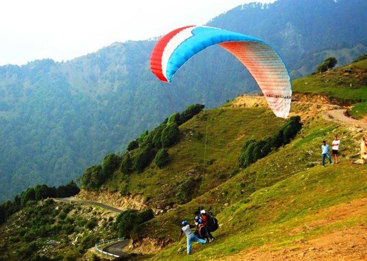 कांगड़ा: पैराग्लाइडिंग प्री-वर्ल्ड कप की मेजबानी करेगा हिमाचल