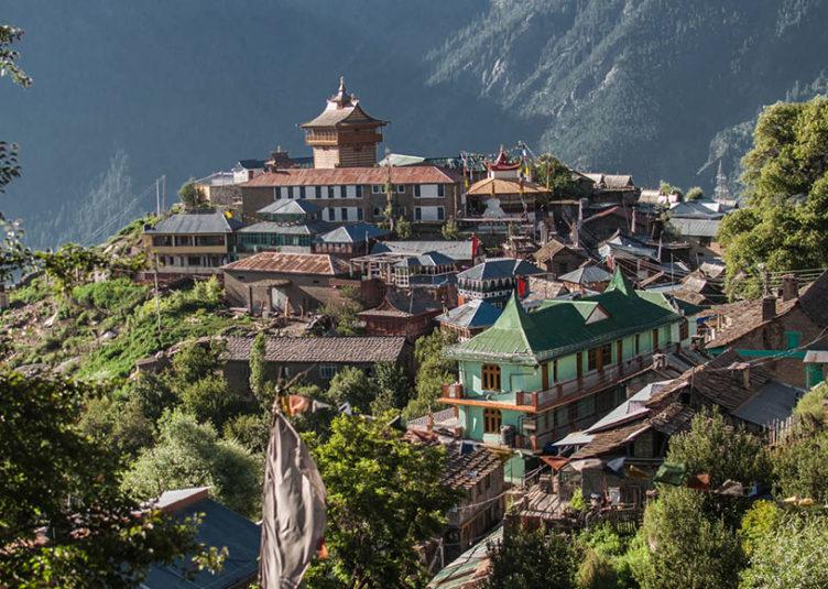 """कभी """"चीनी गांव"""" के नाम से जाना जाता था किन्नौर जिले का """"कल्पा"""""""