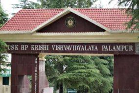 प्रधान सचिव ओंकार चन्द को कृषि विवि पालमपुर के कुलपति का अतिरिक्त कार्यभार