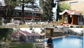 HPTDC's Hotel Bhagsu at McLeodganj Dharamshala