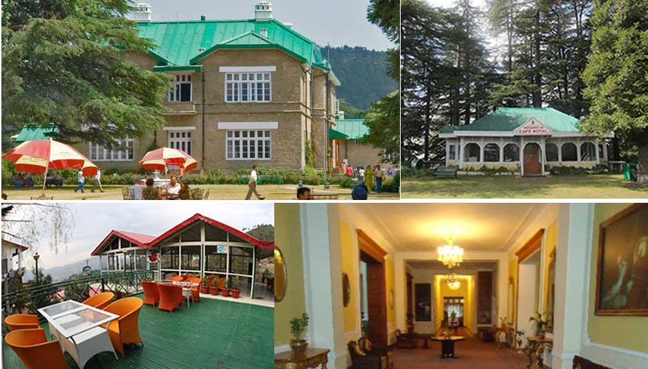 """The Palace Hotel """"Chail"""" A Premium Heritage Hotel"""