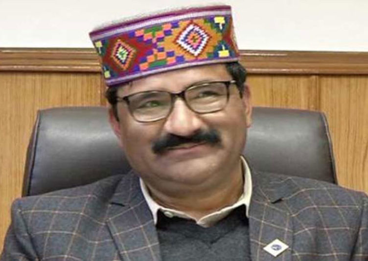 देखें वीडियो: हिमाचल परिवहन मंत्री गोविंद सिंह Live:-