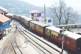 सौगात : नए साल पर शिमला आने वाली तीन ट्रेनें बाबा भलखू रेल संग्रहालय तक होगी शुरू