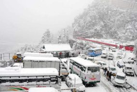 शिमला: बर्फबारी के मद्देनजर ढली-ठियोग के लिए व्यवस्थित यातायात हेतु आदेश जारी....