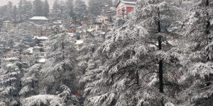 हिमाचल: मध्य व उच्च पर्वतीय क्षेत्रों में बारिश और बर्फबारी के आसार