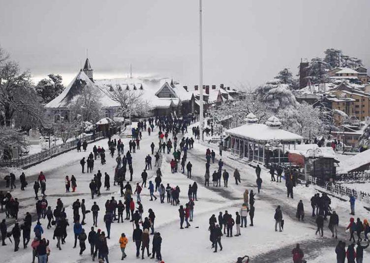 हिमाचल: 31 दिसंबर और 1 जनवरी को बारिश-बर्फबारी की संभावना