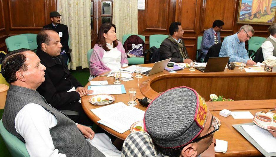 हिमाचल के 50,000 किसानों को मिलेगा एचपीशिवा परियोजना का लाभ: मुख्यमंत्री