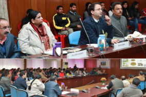 CSIR-IHBT Organised Workshop on Biotechnology for Rural Development