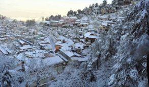 प्रदेश में 19 फरवरी को भारी ओलावृष्टि और बर्फबारी की चेतावनी