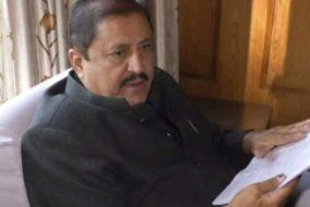 रामलाल ठाकुर ने प्रदेश सरकार के जनमंच पर उठाए सवाल...