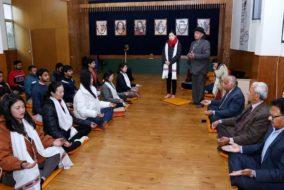 शूलिनी विवि में चीनियों के लिए योग में प्रशिक्षण शिविर शुरू