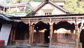 हिमाचल प्रदेश के पैगोड़ा शैली में बने मंदिर