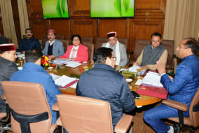 Himachal Cabinet Decisions