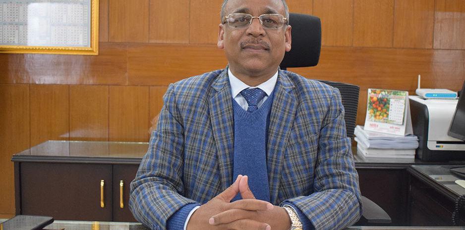 IAS राजेश्वर गोयल ने संभाला DC शिमला का कार्यभार