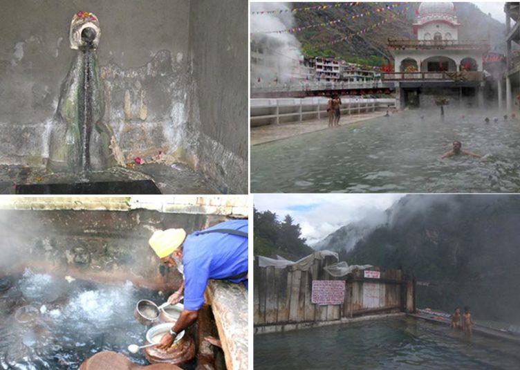 हिमाचल प्रदेश में गर्म पानी के चश्में, नाना प्रकार के औषधीय गुणों से युक्त हैं ये चश्में