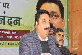 चुनाव आयोग प्रदेश में रखीं ईवीएम को अर्द्ध सैनिक बलों के सुपुर्द करे : कांग्रेस