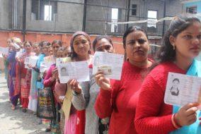 हिमाचल प्रदेश में पिछले 15 सालों का वोटिंग रिकॉर्ड टूटा