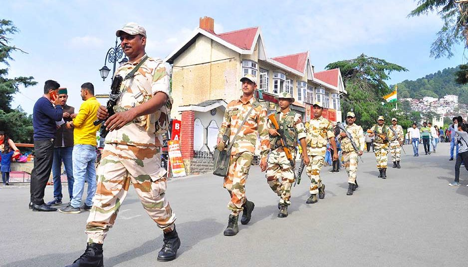 हिमाचल प्रदेश में 19 मई को देश की 47 सुरक्षा कंपनियां संभालेंगी चुनावी ड्यूटी
