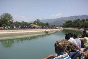 मंडी: बीएसएल नहर में गिरी कार और दो युवकों के शव बरामद