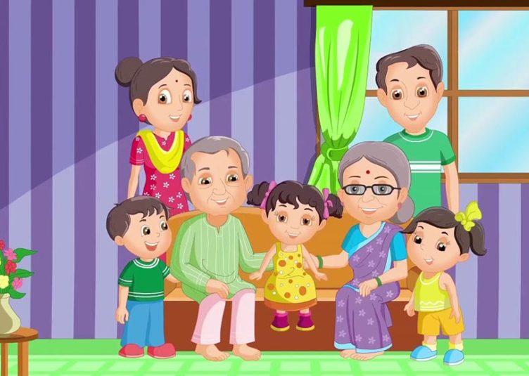 """""""परिवार"""" बच्चों के व्यक्तित्व विकास की एक महत्वपूर्ण कड़ी"""