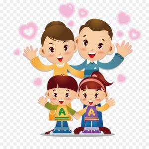 """""""परिवार"""" बच्चों के व्यक्तित्व विकास की महत्वपूर्ण कड़ी"""