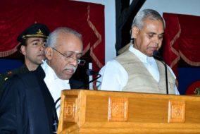 हिमाचल हाईकोर्ट के वी. रामासुब्रमण्यन बने 24वें मुख्य न्यायाधीश