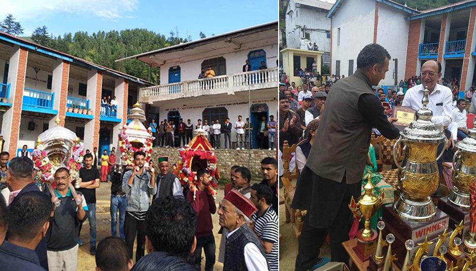 कोटखाई: वालीबाल प्रतियोगिता में खेल परिसर शिमला की टीम ने किया कब्जा
