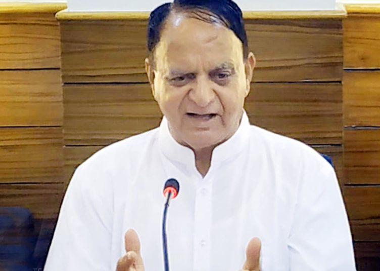 दूसरे राज्यों की टीसीपी पालिसी को भी किया जा स्टडी : महेंद्र सिंह ठाकुर