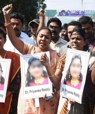 क्या देश की लचर कानून व्यवस्था के चलते बेटियां सुरिक्षत नहीं...?