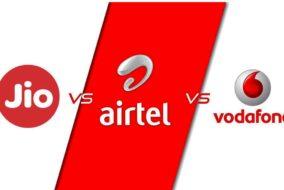 महंगी कॉल का झटका : जियो, वोडा और एयरटेल ने की कॉल रेट बढ़ाने की घोषणा