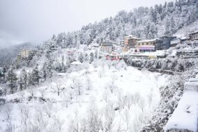 शिमला रोहतांग, कुफरी, नारकंडा में ताजा हिमपात, 25 फरवरी तक मौसम खराब रहने के आसार