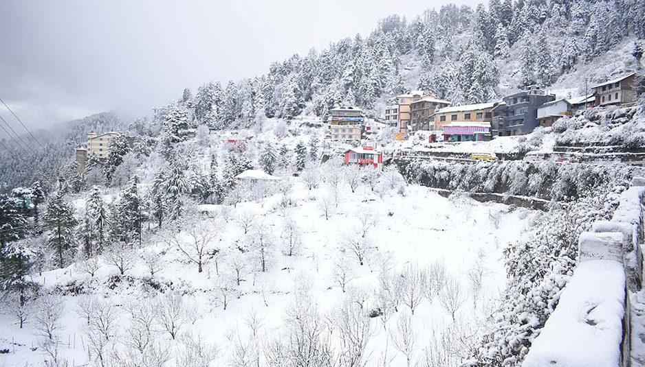 हिमाचल: प्रदेश में कल से बारिश-बर्फबारी की संभावना