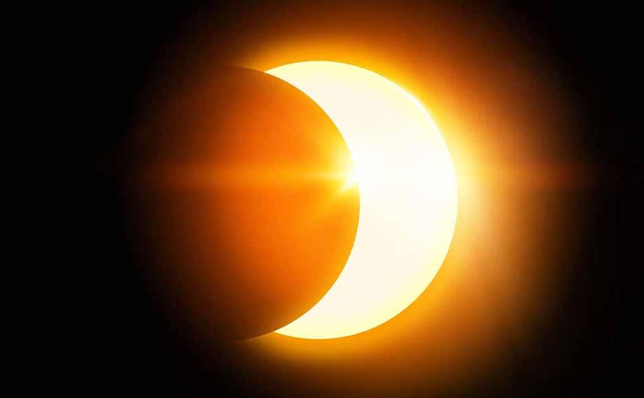 26 दिसंबर को लगेगा बड़ा सूर्यग्रहण...26 दिसंबर को लगेगा बड़ा सूर्यग्रहण...