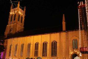 राज्यपाल और मुख्यमंत्री ने दी प्रदेशवासियों को क्रिसमस की बधाई