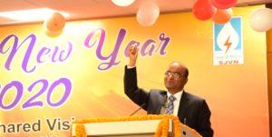 एसजेवीएन अध्यक्ष एवं प्रबंध निदेशक नन्द लाल शर्मा का कर्मचारियों से आह्रवान : ' मेरा सामाजिक दायित्व' के तहत व्यक्तिगत स्तर पर समाज के वंचित एवं निर्धन वर्ग के उत्थान के लिए अपना दें योगदान