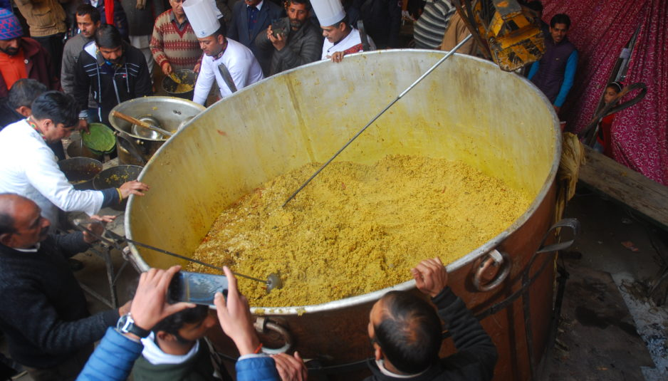 प्रदेश सरकार करेगी विश्व रिकाॅर्ड बनाने वाले रसोइयों को सम्मानित : मुख्यमंत्री