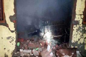 बद्दी: भूपनगर में 3 गैस सिलैंडर ब्लास्ट, 5 लाख का नुक्सान